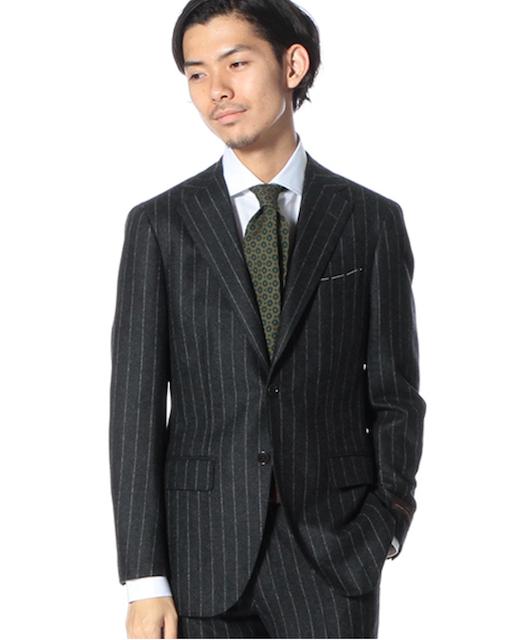 入学式ビームススーツ